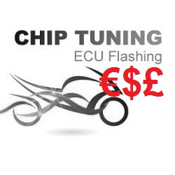 High Performance ECU Flash Tuning Honda / BMW [Motorbike ECU-Flash-3