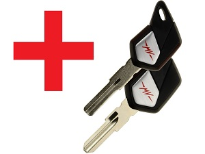 Reprogram Copy MV Agusta transponder chip key