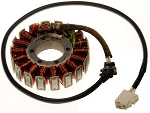 Triumph Tiger 1050 stator alternator rewinding