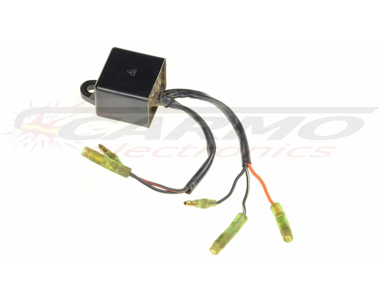 Yamaha Carmo Electronics The Place For Parts Or Circuit Diagram Of Xt225d Us Model Pw80 Igniter Ignition Module Cdi Tci Box 21w 20