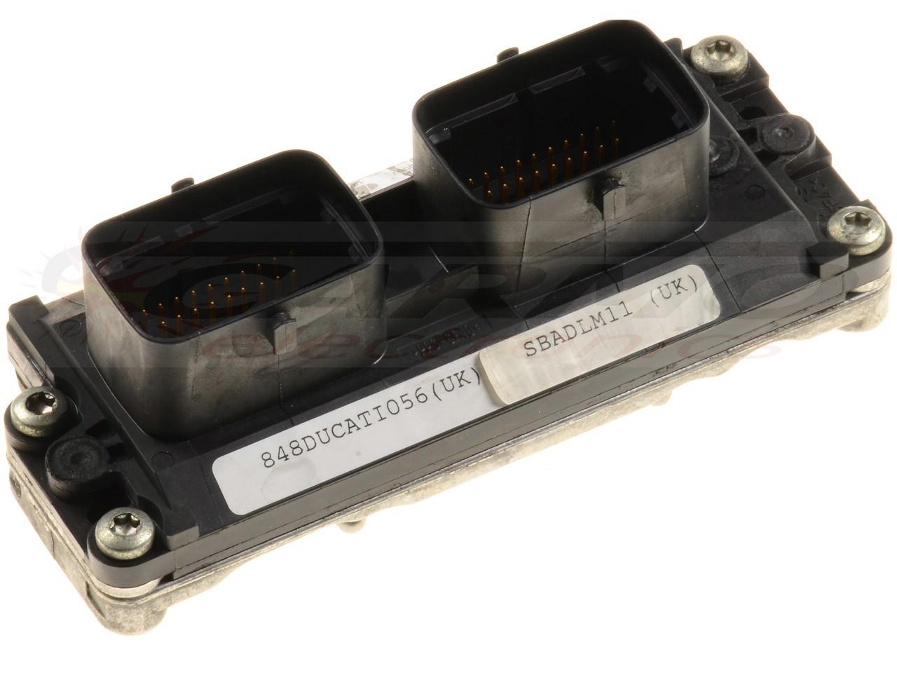 Superbike 848 ECU ECM CDI black box computer brain (IAW 5AM / IAW5AM