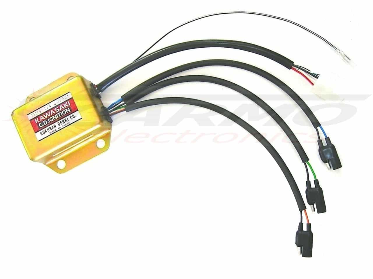 Kawasaki Carmo Electronics The Place For Parts Or Gpz1000rx Wiring Diagram Kh400 Cu2301 21119 024 Cdi Igniter Module