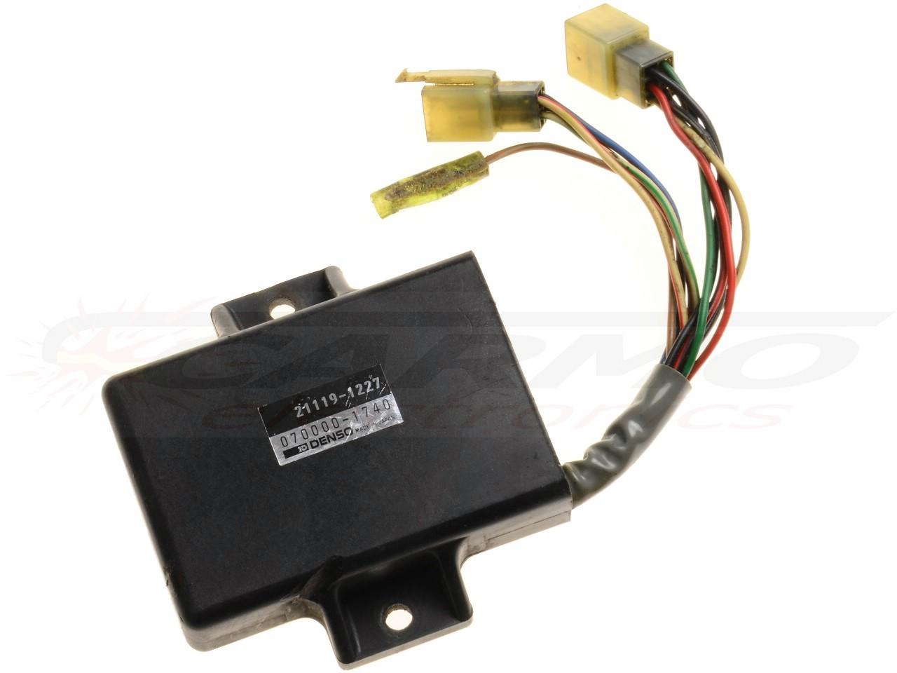 Kawasaki Carmo Electronics The Place For Parts Or Gpz1000rx Wiring Diagram Kz305 Z305 Ltd Csr 21119 1227 07000 1740 Cdi Igniter
